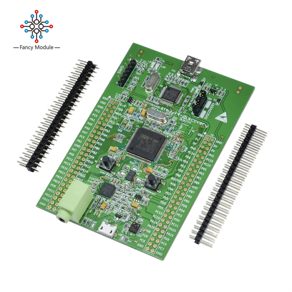 Stm32f4 Discovery Stm32f407 Cortex-m4 Development Board Module st-link V2 32f429idiscovery stm32f429i disc1 stm32f4 discovery kit stm32 board embedded on board debug tool st link v2 b