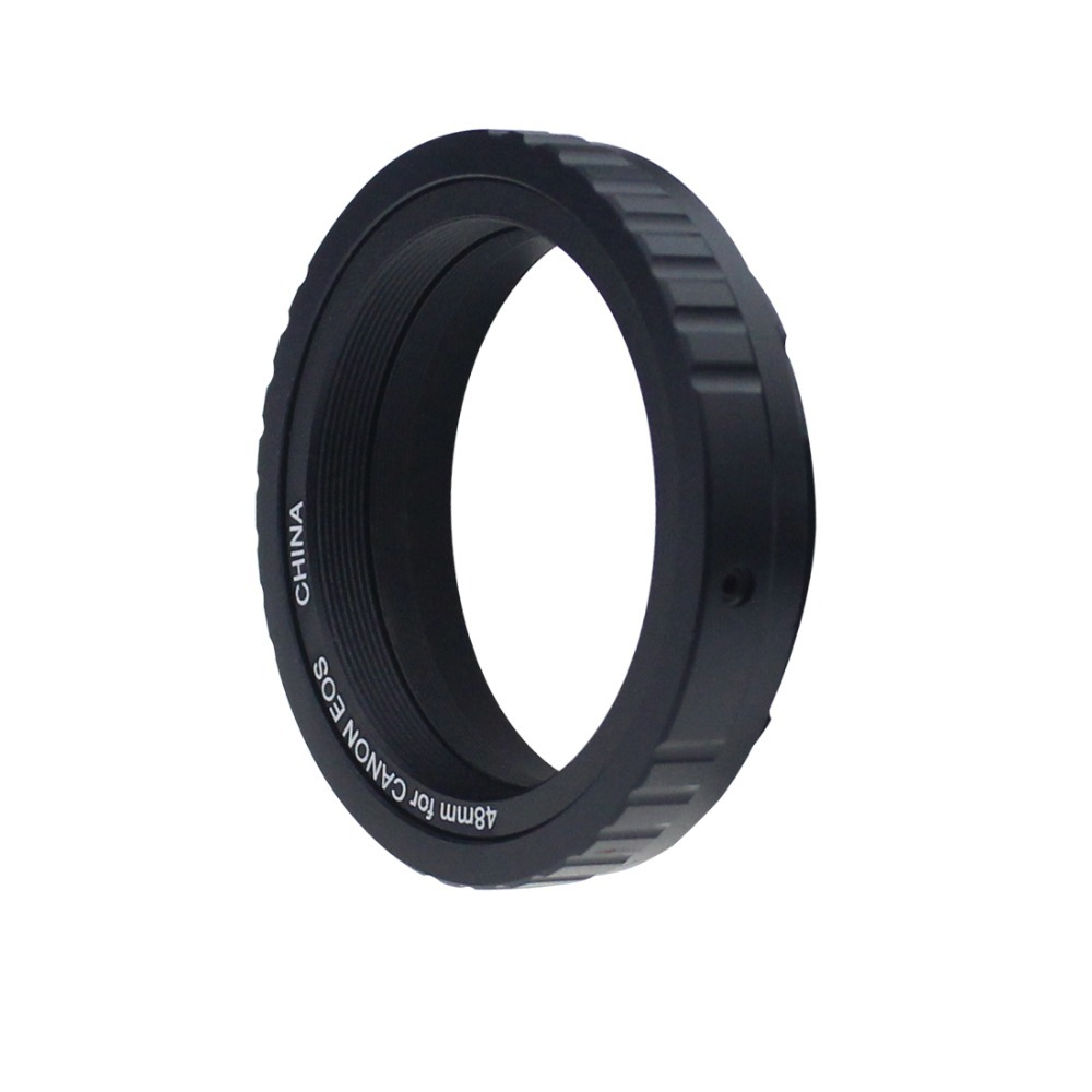 ᓂ48mm t-ring para Canon EOS 5D 1DS premeier astronomic telescopio ... e6e670558e2