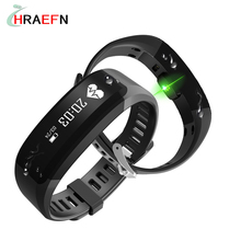 Hraefn Smart band H28 bluetooth smartband Heart Rate Monitor Fitness tracker sport bracelet for IOS Android samsung xiaomi meizu