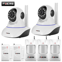 720P HD WiFi IP Camera HD 1MP CCTV IP CMOS Security Camera Alarm System For