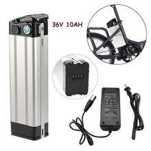 Е-байка 36В 10Ah рыбы литий Батарея пакет для 200 Вт 350 Вт Электрический велосипед для е-байка