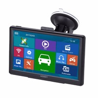XGODY E80F 7 Inch Car GPS Navigation Truck Navigator 256MB 16GB Touch Screen SAT NAV GPS
