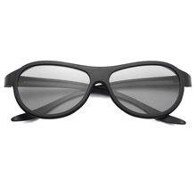 8ad94a892 2018 Novos Óculos VQ183R 3D Real D Óculos Passivos Polarizados Para LG TCL  Portátil Samsung SONY 3D Cinema Em Casa TV acessório