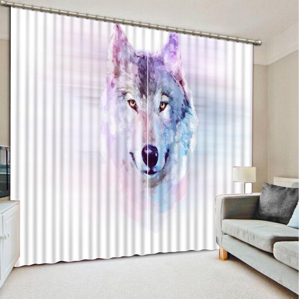 Ventana de la cocina 3D cortinas personalizar cortinas para el saln