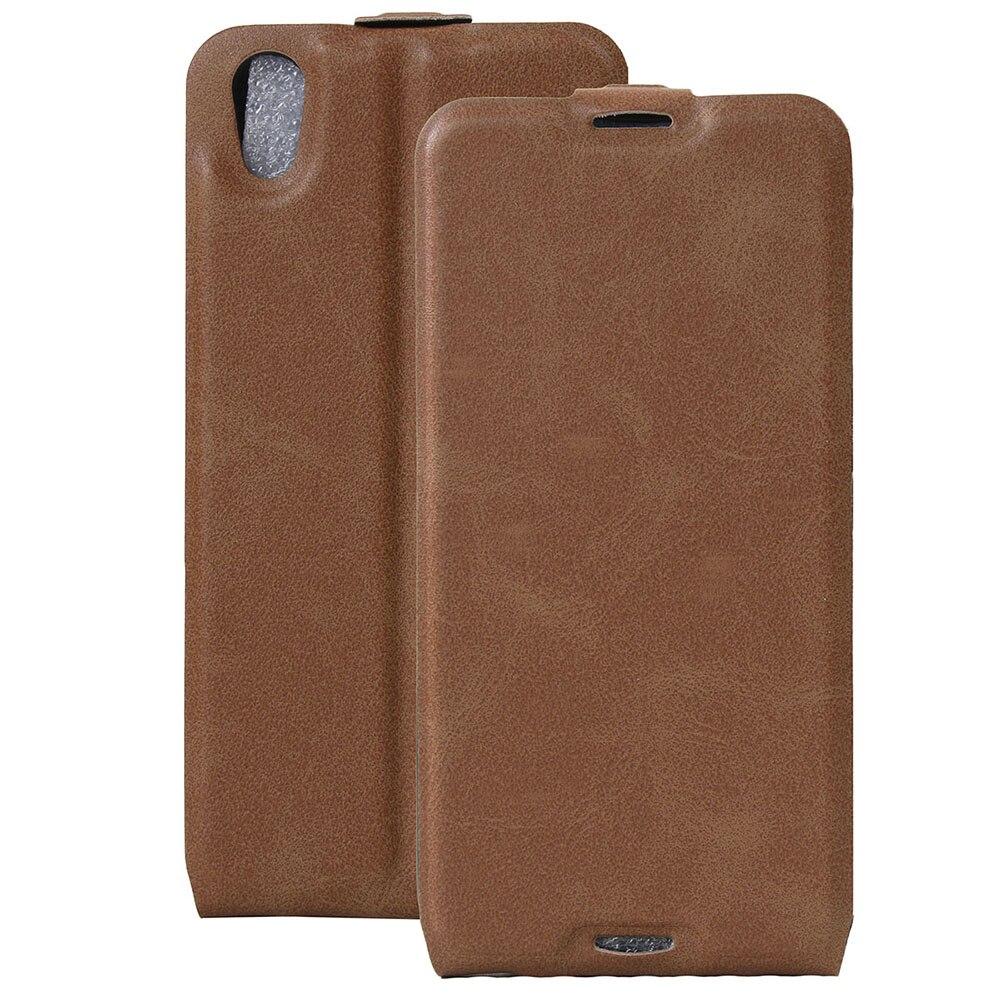 Cyboris для <font><b>Alcatel</b></font> Idol 4 кожаный чехол для телефона чехол-книжка для Blackberry DTEK50 откидная крышка вертикальный бумажник сумка