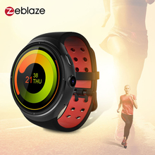 Zeblaze THOR 3G GPS Smartwatch Teléfono 1.4 pulgadas Android 5.1 MTK6580 1.3 GHz 1 GB RAM 16 GB ROM Smart Watch BT 4.0 Dispositivos Portátiles