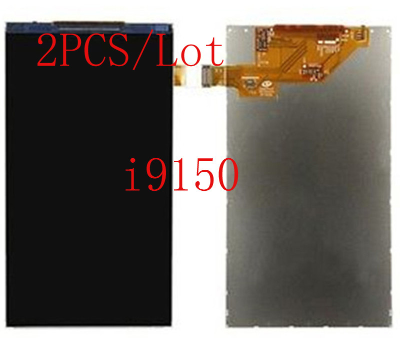 (SS2i915002AM)(Warranty 6 Months)(2PCS by AM DHL EMS)100% High Quality Guarantee for Samsung i9150 LCD Screen Display