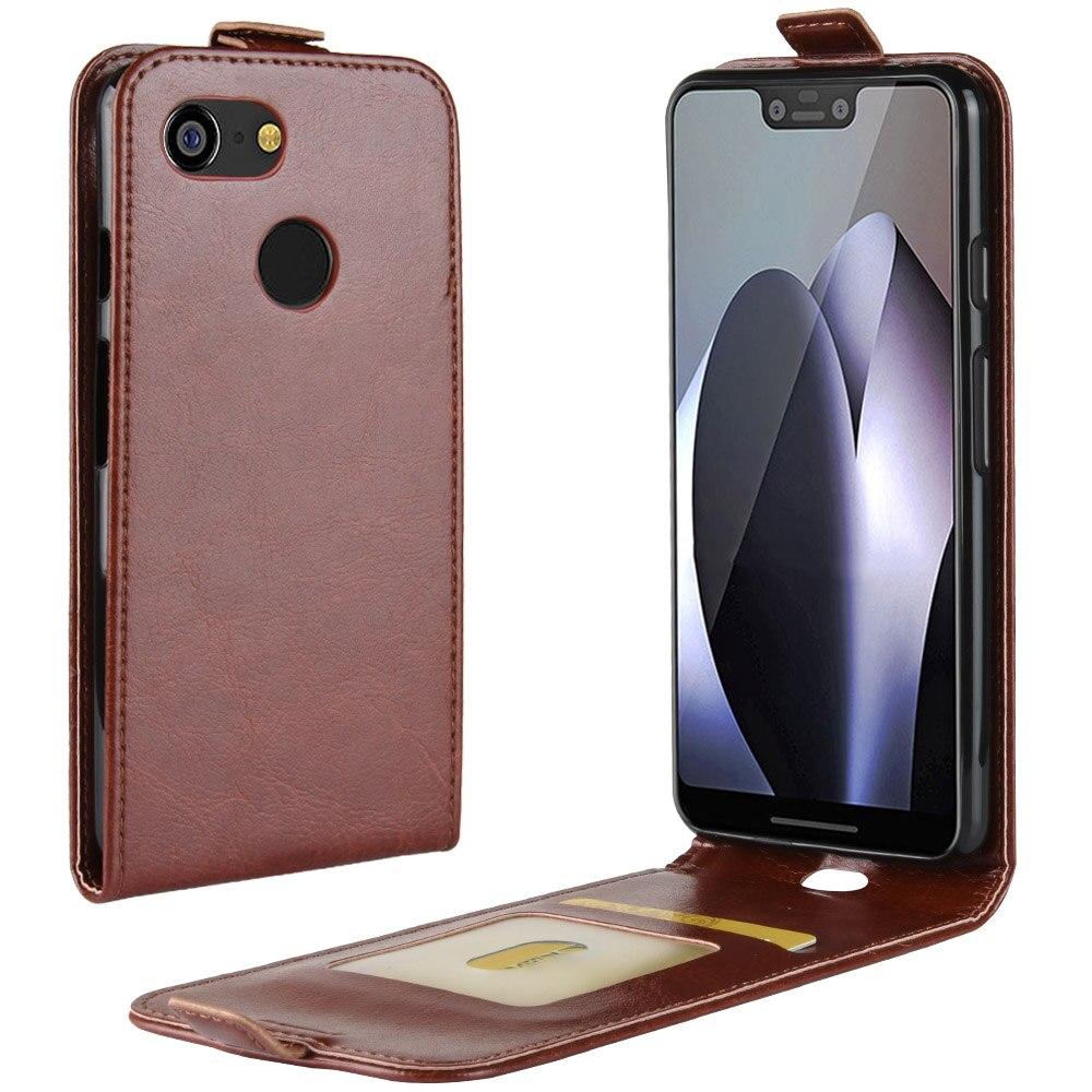 For Google Pixel 3 XL Case Flip Wallet PU Leather Back Cover Phone Cases For Google Pixel 3 XL Card Slot Back Soft Cover