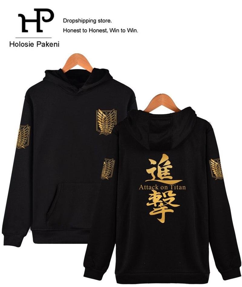 Горячая аниме атака на Титанов обследования Легион Толстовки Толстовка Shingeki no Kyojin с капюшоном куртка с капюшоном пальто Для мужчин Для женщ...