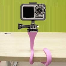 Tripod for Phone Flexible Sponge Octopus Mini IPhone Camera Holder Clip Stand