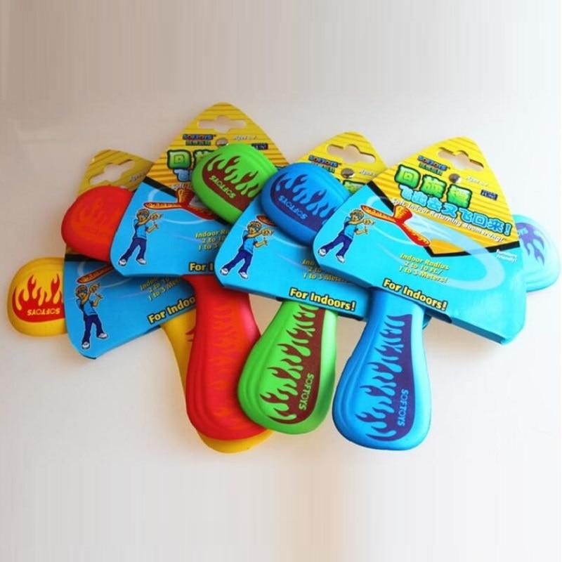 Zunanja igrače Boomerang EVA, plošče, Leteči disk Otroške igrače Leteče igrače za otroke Rojstnodnevna darila