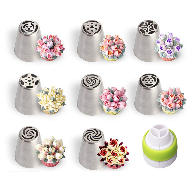 Aliexpress.com : Buy Russian Piping Tips Stainless Steel ...