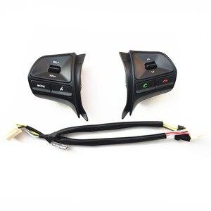 Image 4 - KIA RIO 2011 2014 için çok fonksiyonlu direksiyon kontrol düğmesi ses telefonu ses anahtarı bluetooth araç aksesuarları