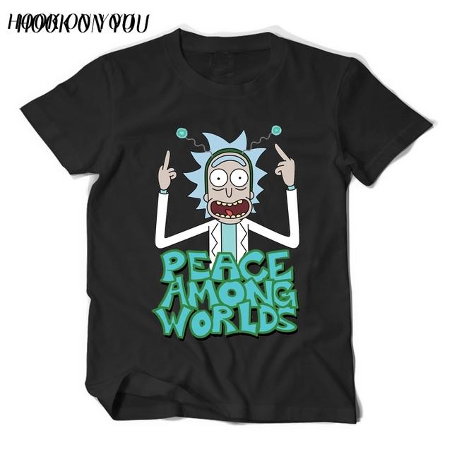 Rick and Morty – Free Rick T shirt