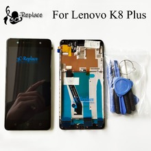 US $16.97 6% OFF|Original Black/White 5.2 inch For Lenovo K8 Plus LCD Display + Digitizer Touch Screen Assembly Replacement With Frame Free Tools-in Mobile Phone LCD Screens from Cellphones & Telecommunications on Aliexpress.com | Alibaba Group