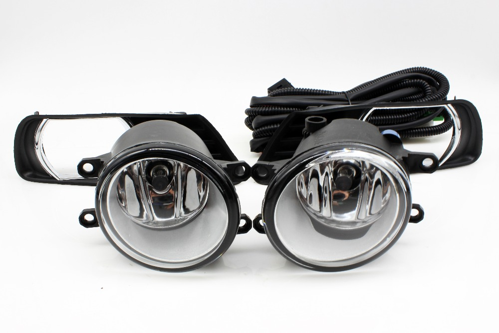 1:1 replacement Toyota Camry fog light lamp assembly fog lights 2010 2011 with wires toyota camry