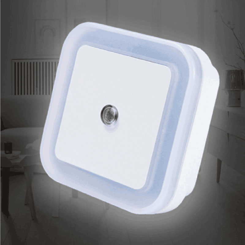 Intelligent LED induction lamp new unique street stalls selling creative gifts plug electricity energy-saving light control nigh