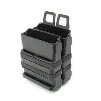 Tactical 7 62 HEAVY Version Of FAST MAG Quick Pull Magazine Pouch Module Combination Two Sets