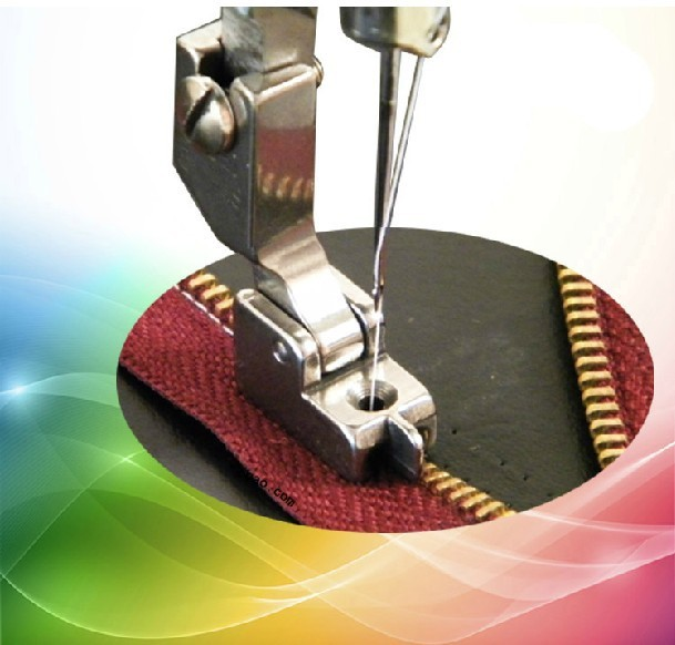 Industrial Sewing Machine Sewing Machine Invisibility Zipper Foot Unique Zipper Foot For Sewing Machine