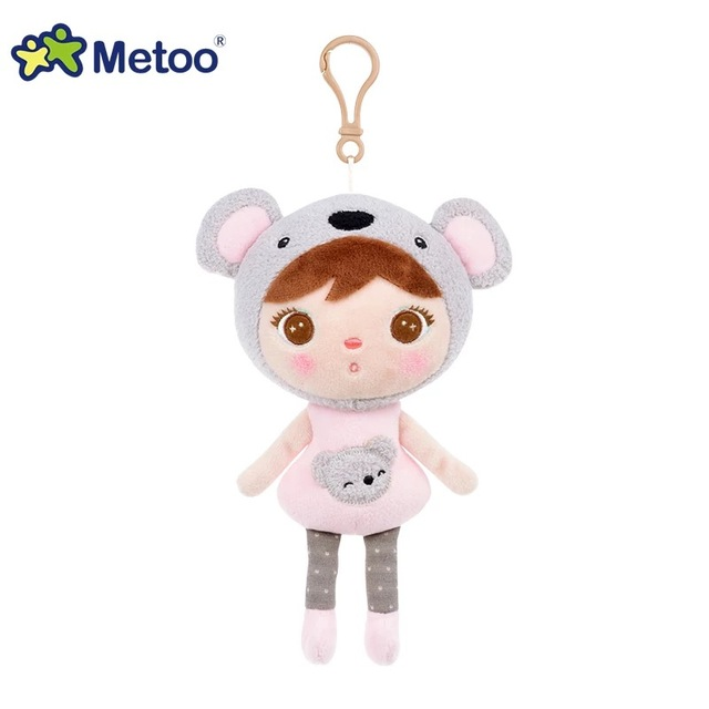 22cm Metoo Keppel baby girl Angela plush toy doll for Christmas gifts for children / car toys decoration