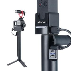 Image 1 - Ulanzi BG 2 6800mAh Power Stick Action Camera Hand Grips for Gopro 7 6 5 Osmo Action Osmo Pocket Universal Power Grip