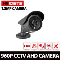 HD Analog Waterproof Outdoor 1 3MP AHD Camera 960P CCTV Camera Night Vision Security Cam IR
