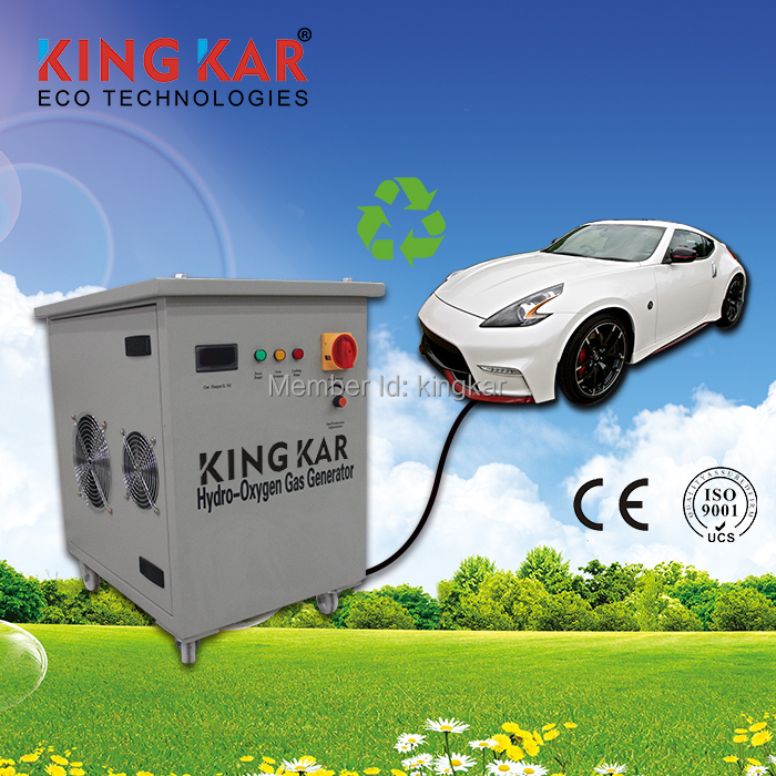 Hydrogen Fuel Generator Hho Car Kit Auto Spare Parts-in