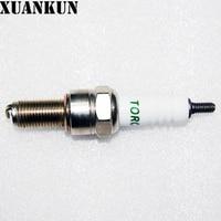 XUANKUN motorcycle accessories spark plug CF150 650NK 400 CFMOTO