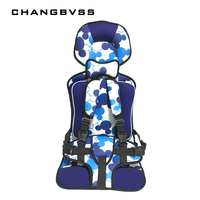 Children Kids Safety Car Seats For 2 12 Y Portable Travling Toddler Baby Car Seats Plus