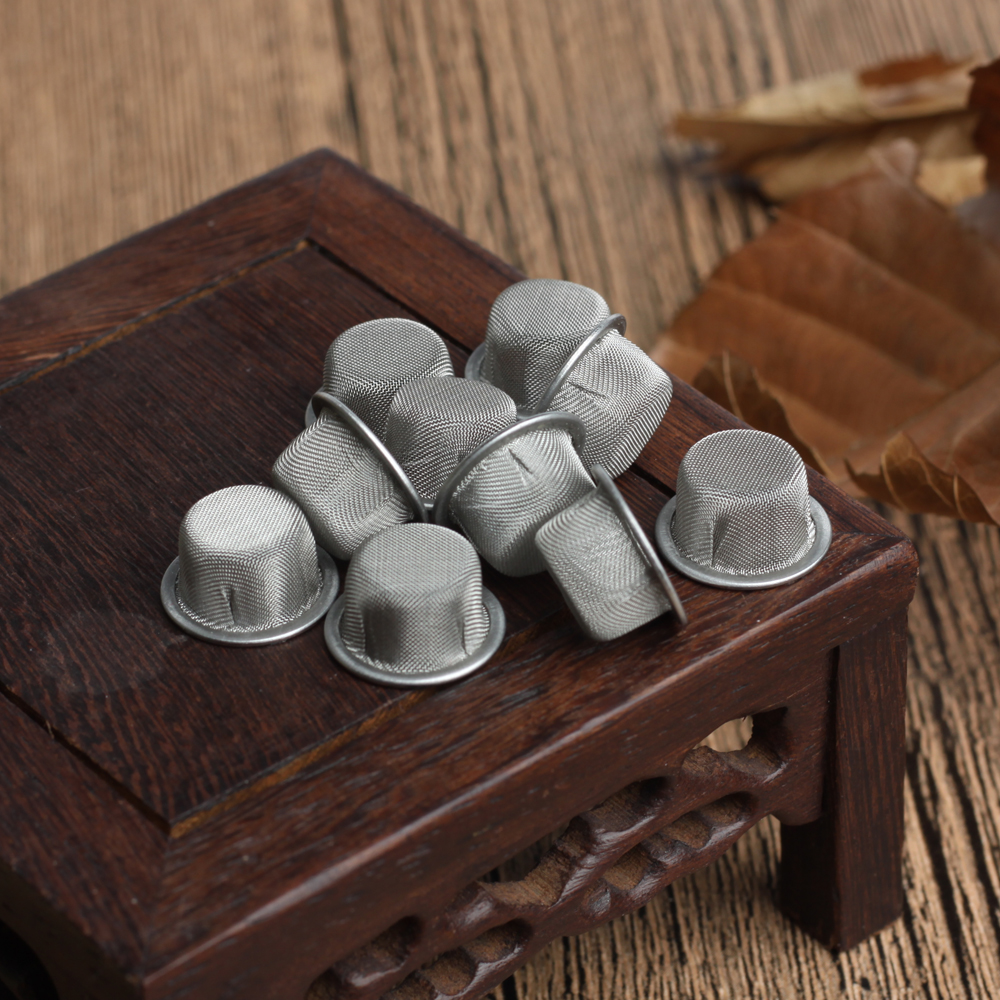 Hotsale 10PCs Stainless Steel Tobacco Smoking