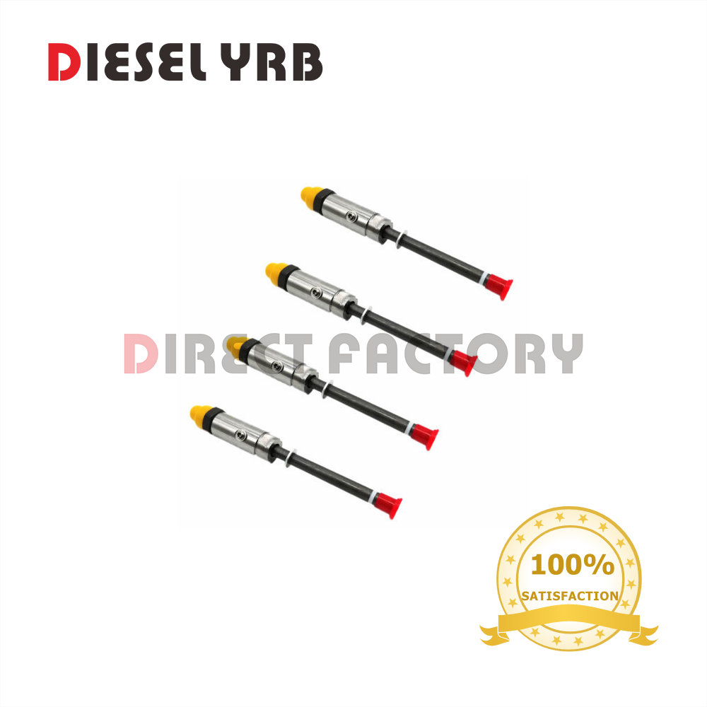 4 PCS brand new 4W7018 Fuel Injector OR3422 for CAT Caterpillar 3406 3406B 3408 image
