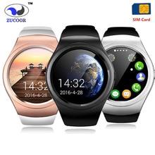 V365 Smart Uhr GSM SIM TF Karte Smartwatch Armbanduhr Runden Touchscreen Intelligente Uhr Inteligente Pulso Musik Schrittzähler
