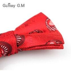 Bowtie men Formal necktie Men Fashion business wedding bow tie Male Dress Shirt krawatte Mens BowTie Tuxedo Skinny Cravat 5
