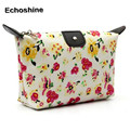 2016 hot sale and  Fashion Women Travel Make Up Cosmetic Pouch Bag Clutch Handbag Casual Purse gift free shipping &wholesale