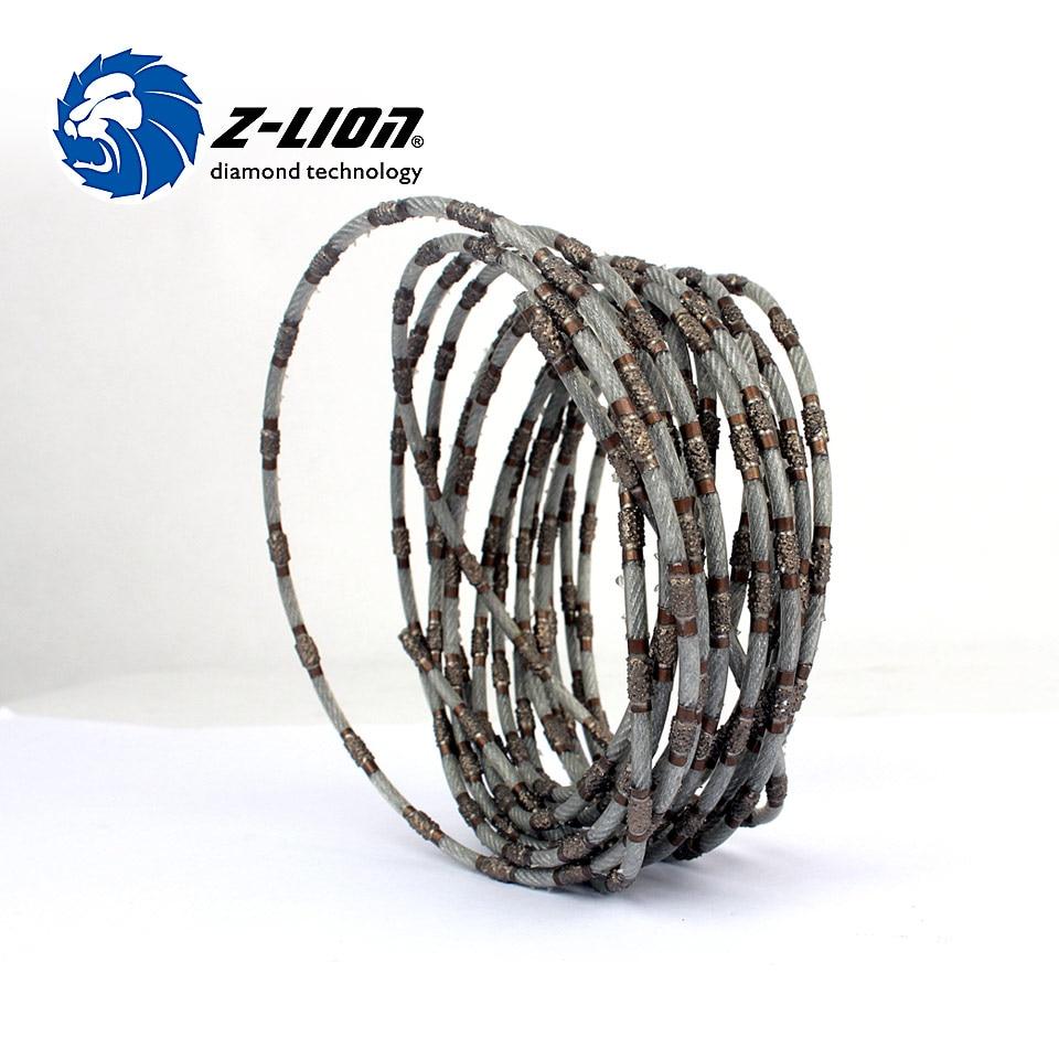Aliexpress.com : Buy Z LION 4.0mm Brazed Diamond Wire Sawing Finest ...