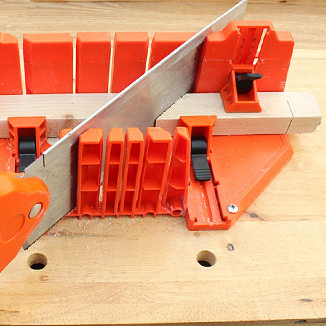Многофункциональный 12 14 дюймов торцовочная пила шкафы ручной инструмент для дерева дома DIY деревообрабатывающие ручные пилы зажимной ящик