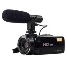 ORDRO KaRue HDV-Z20 24MP Portátil Câmera de Vídeo Digital HD 1080 P WiFi Câmera de Vídeo Camcorder 16x Zoom DV Câmera Digital vídeo