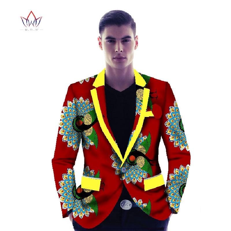 Afrička odjeća za odjeću Muška odijela Jacke donje rublje kaput - Nacionalna odjeća - Foto 2