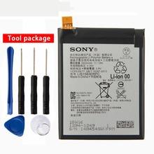 Original Sony LIS1593ERPC Phone Battery For Xperia Z5 E6633 E6683 E6603 E6653 2900mAh