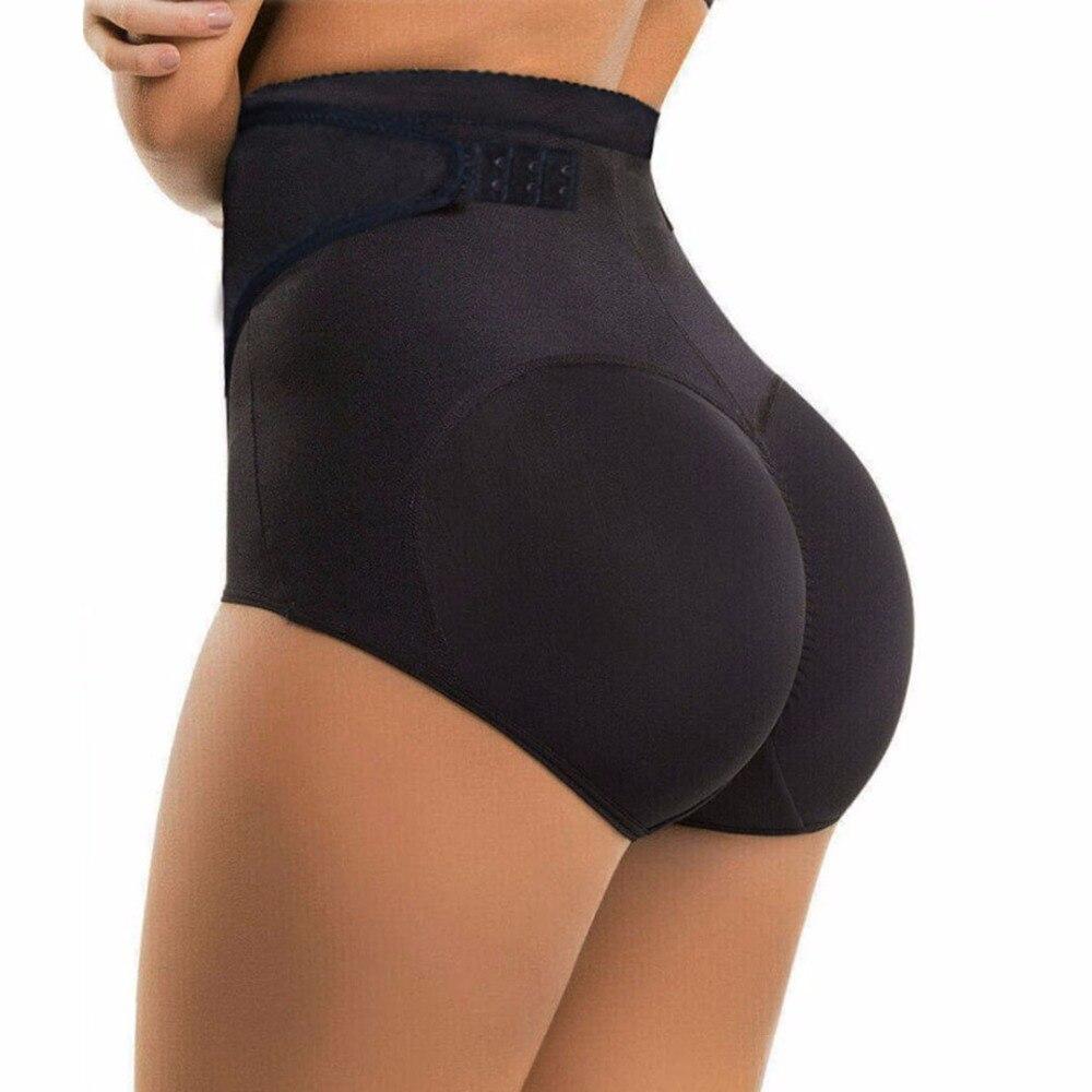 Femmes fesses rembourré sous-vêtements Bum Lift HIP UP brève Shapewear