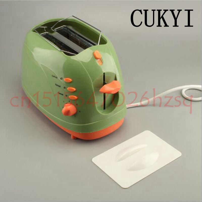 CUKYI 2 slices High Quality Toaster Breakfast baking Bread Machine 7 gears Toaster Oven Home Appliances Mini Oven cukyi 2 slices bread toaster household automatic toaster breakfast spit driver breakfast machine