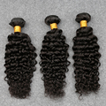 7A Grade Peruvian Deep Curly Virgin Hair Unprocessed 100% Human Hair No Tangle Slove Rosa Products DHL Free Shipping In Summer