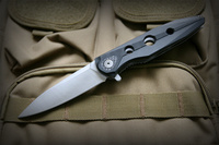 Cold Tactical Outdoor Knife G10 Handle 58HRC Steel Multifunctional Camping Hunting Survival Knives Very Sharp Pocket