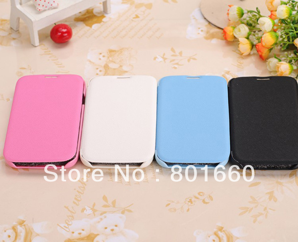 10pcs/lot Kalaideng Enland Series PU+Microfiber Ultra Thin Flip Leather Case For Samsung Galaxy S4 i9500