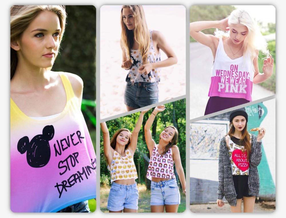 HTB1lWMIHpXXXXaEXXXXq6xXFXXXk - multicolor T-Shirts 3D Print women tank tops girlfriend gift ideas