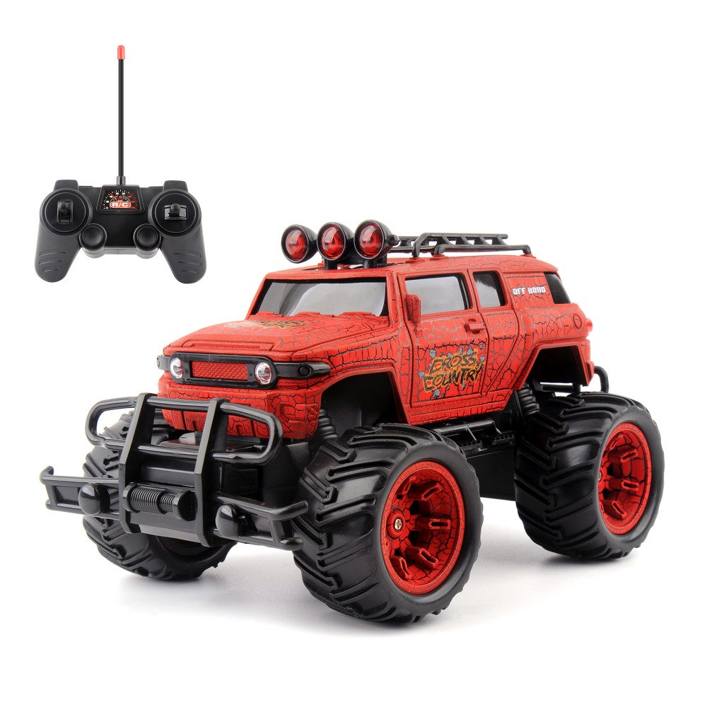 1/20 RC Car Cross Country Rc Radio Controlled Machine 27MHZ Monstertruck Off Road Cars Toys for children remote control car remote control car toys rc crawler off road vehicle four channel go anywhere cross country for children electric gift