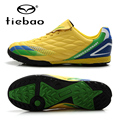 TIEBAO Professional Sports Shoes Soccer Shoes Outdoor Football Boots Adult Sneakers Soccer Cleats TF Turf Soles Athletic Shoes
