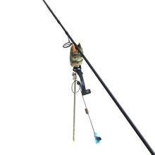 Lixada 4 Fishing Bite Alarm +1 Fishing Receiver in Case Wireless Digital Water-resistant Carp Fishing Alarm Alert Set