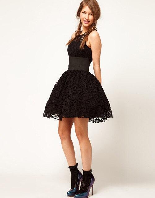 New 2013 Sex Costumes Little Black Dress Hanging Winter Dress