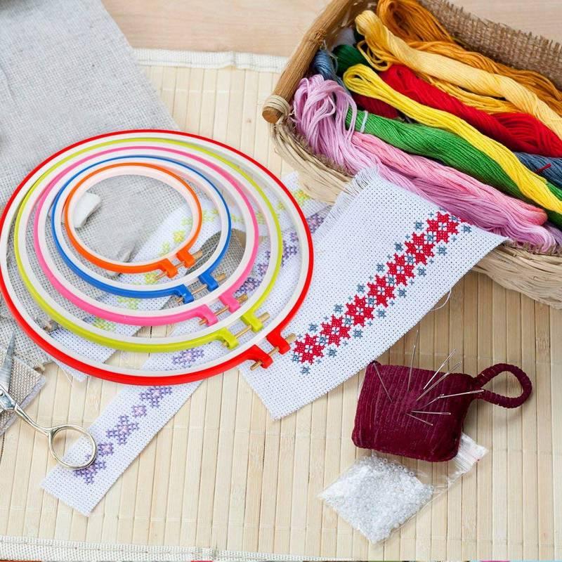 "Genuine Brother Medium Plus Embroidery Hoop SA429 7/""x 5/"" ULT Series Frame"